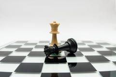 Amanecer de la batalla Imagenes de archivo