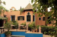 Amanhavis-Benahavis-Andaluzia-ESPANHA-EUROPA Foto de Stock Royalty Free