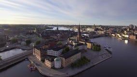 Amanhecer da Suécia de Éstocolmo filme
