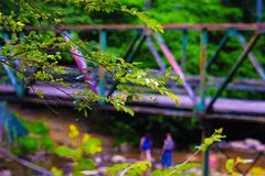 Łamani mosty obraz stock