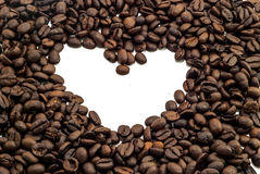 Amant de café Photo stock