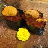 amant de sushi Photo libre de droits