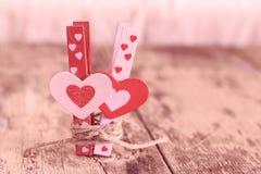 Amant des coeurs Photo stock