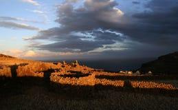 amantani słońca Obraz Royalty Free
