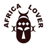 Amante de África libre illustration