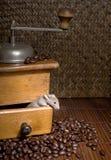 Amante del caffè Fotografia Stock