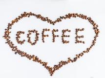 Amante do café Imagens de Stock Royalty Free