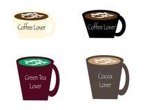 Amantes da bebida Imagem de Stock