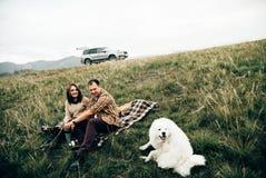Amantes felices imágenes de archivo libres de regalías