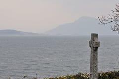 Última opinião do mar Foto de Stock Royalty Free