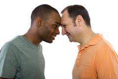 Amants gais Images stock