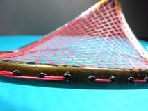 Łamany badminton kant Obraz Royalty Free