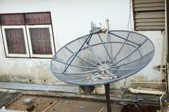 Łamany satellit Zdjęcia Royalty Free