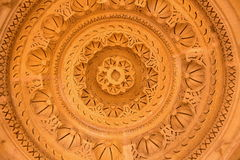 amar jain sagar tempel Arkivbild