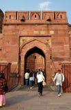 Amar Singh brama Agra fort Obraz Royalty Free