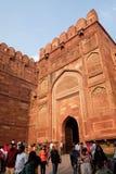 Amar Singh brama Agra fort Zdjęcia Stock