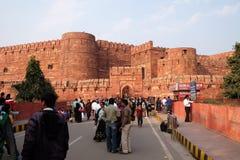 Amar Singh brama Agra fort Fotografia Royalty Free