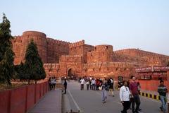 Amar Singh brama Agra fort Zdjęcie Stock