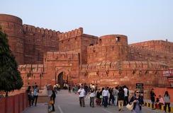 Amar Singh brama Agra fort Zdjęcia Royalty Free