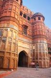Amar Singh brama w Agra forcie, Uttar Pradesh, India Fotografia Royalty Free