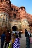 Amar Singh Gate, Agra Fort. Agra, Uttar Pradesh. India Royalty Free Stock Images