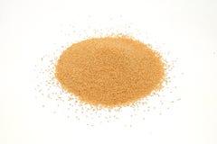 Amaranth grains pile isolated Stock Photo