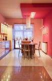 Amaranth house - Sweet kitchen Royalty Free Stock Photo