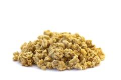 Amaranth Muesli. Amaranth cereals / mueslis on white background. Often used with milk and berries stock photos