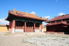 Free Amarbayasgalant Monastery In Central Mongolia Stock Images - 5377384