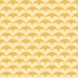 Amarele o teste padrão Imagem de Stock Royalty Free