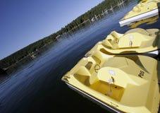 Amarelo Foto de Stock Royalty Free