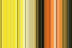 Amarelo, ouro, verde, contrastes do preto e linhas coloridas, fundo ilustração do vetor