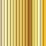 Amarelo sem emenda da listra de Brown do teste padrão do fundo Fotos de Stock Royalty Free