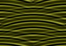 Amarelo sem emenda do raio do fundo da textura Imagens de Stock Royalty Free