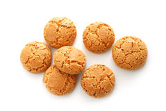 Amaretti Royalty Free Stock Images