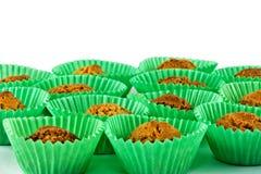 almond cakes Royalty Free Stock Image