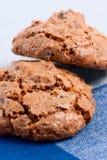 Amaretti Biskuite Lizenzfreies Stockfoto