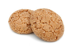 Amaretti - Italian macaroons Royalty Free Stock Photography