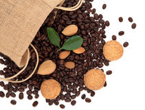 Amaretto Coffee Royalty Free Stock Photography