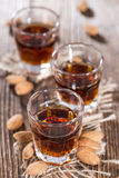 Amaretto Shot Royalty Free Stock Photo