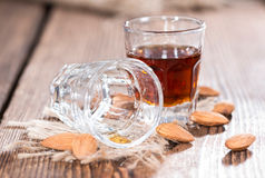 Amaretto Shot Stock Photography