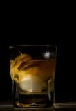 Amargo de whisky fotografía de archivo