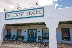 Amargosa Hotel Stock Image