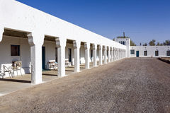 Amargosa Opera House and Hotel Stock Photography