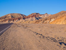 Amargosa Range Royalty Free Stock Images