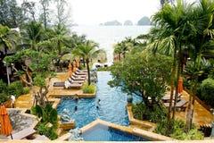 Amari Vogue Resort. Amari Vogue Krabi Resort - Luxury Resort Thailand Stock Images