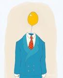 Amarillee la pista de globo libre illustration