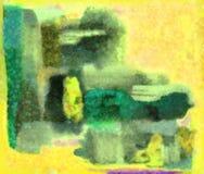 amarillo Fotos de archivo