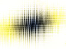 amarillo blanco negertextura Royaltyfri Bild