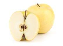 Amarillo de Apple Imagen de archivo